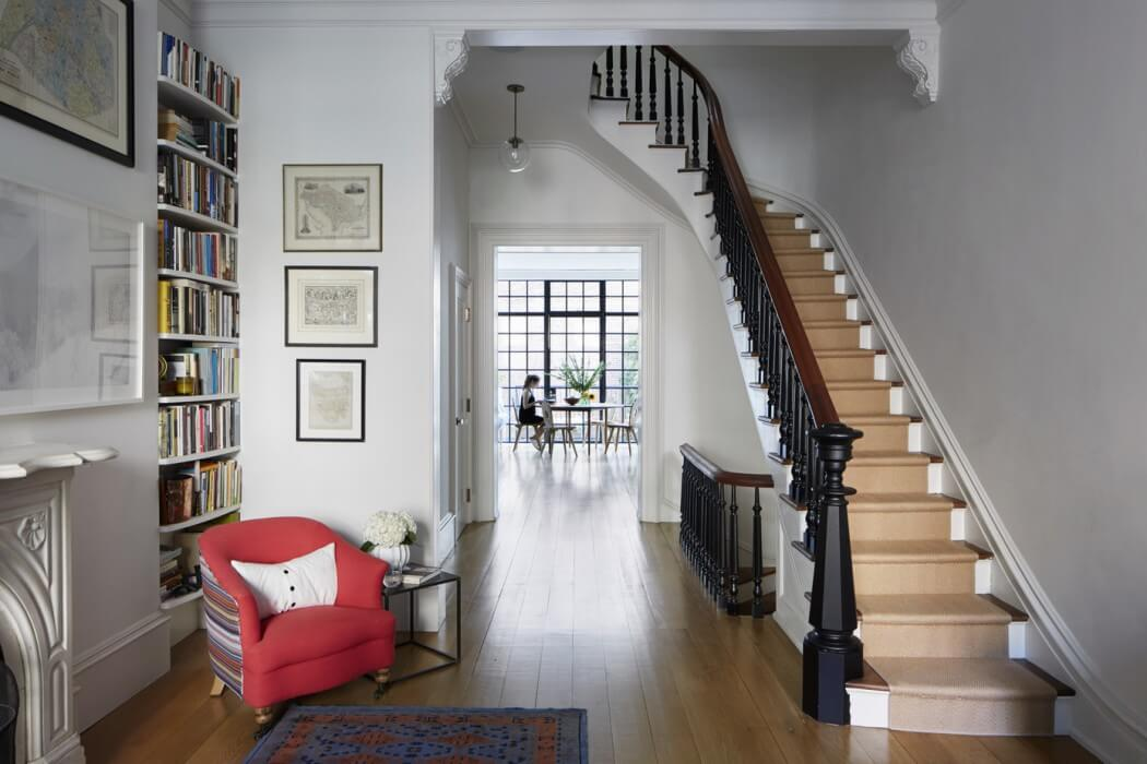 Townhouse in Brooklyn by Lang Architecture