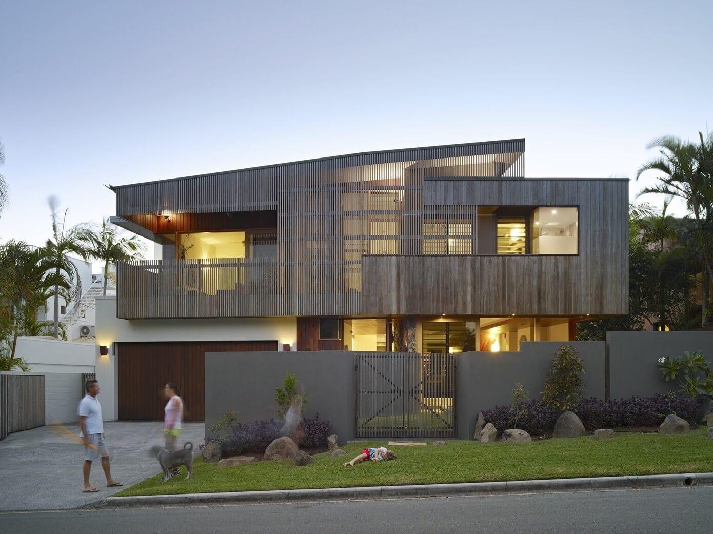 023 beach house shaun lockyer architects homeadore for Beach house designs queensland
