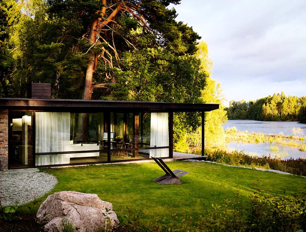 Lundnäs House by Delin Arkitektkontor