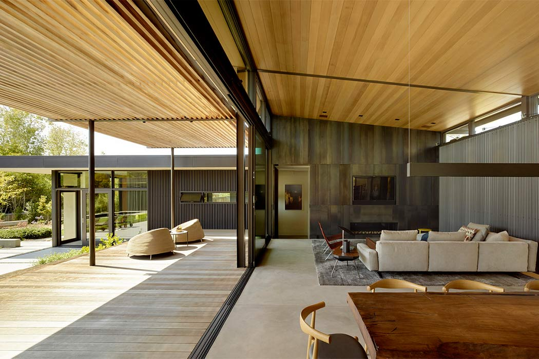 Mill Valley Residence by Aidlin Darling Architects
