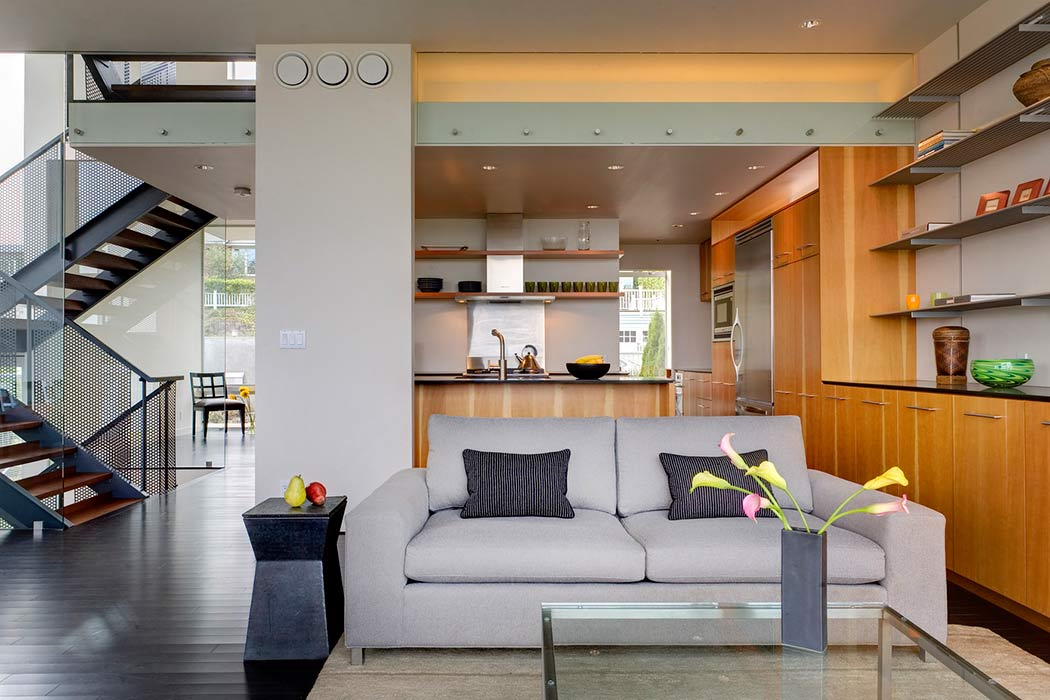 Stair House by David Coleman Architecture