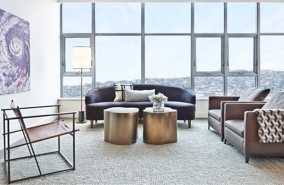 Belltown Penthouse by GATH Interior Design