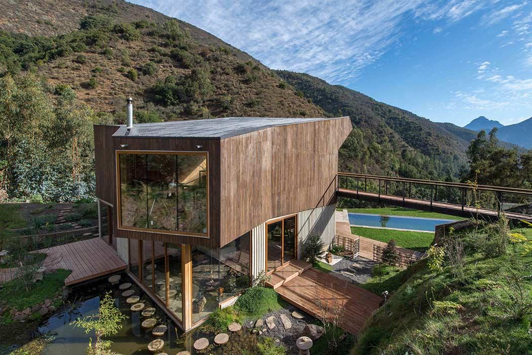 Casa El Maqui by GITC arquitectura