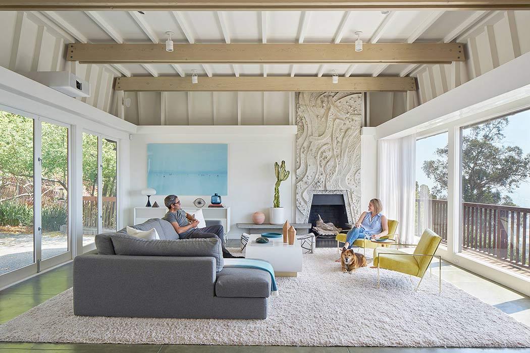 House in Berkeley Hills by Yamamar Design