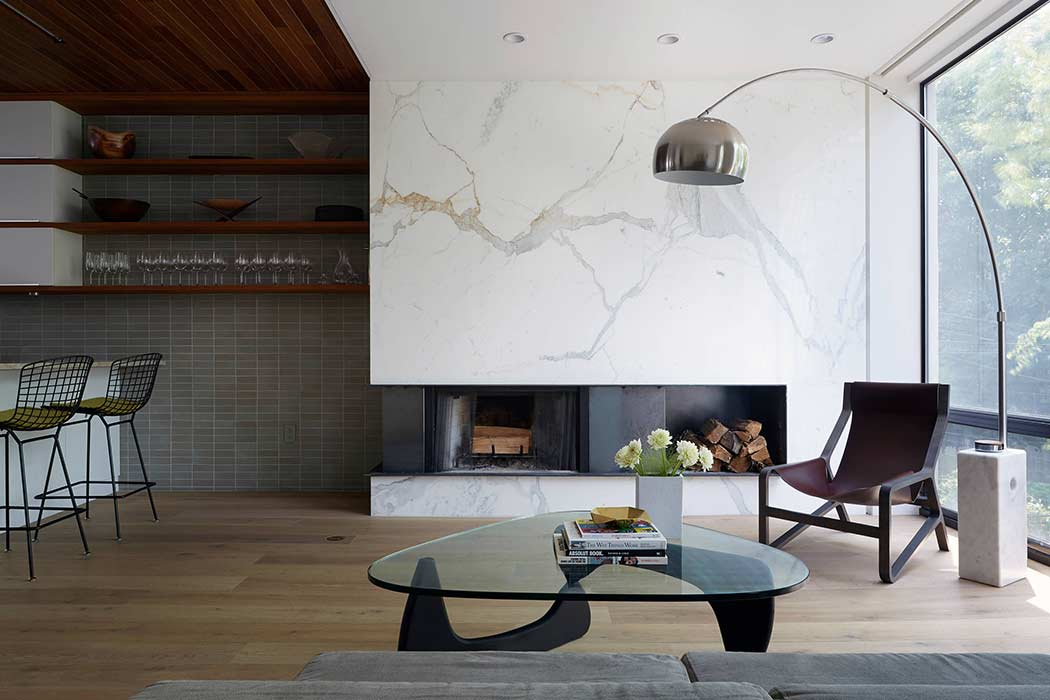 Townhouse by Etelamaki Architecture
