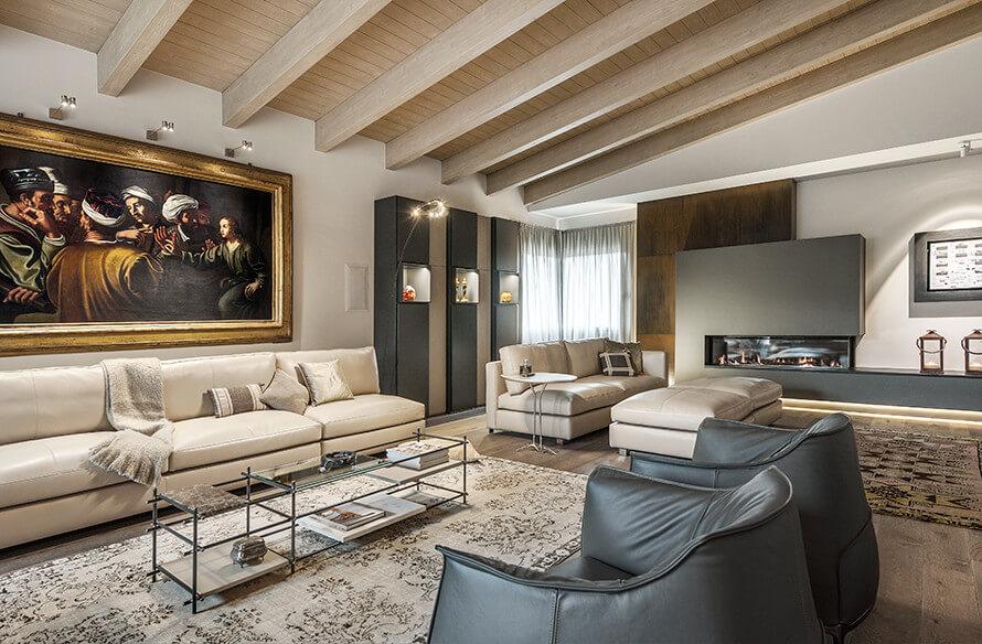 Attic Apartment by BRANDO concept