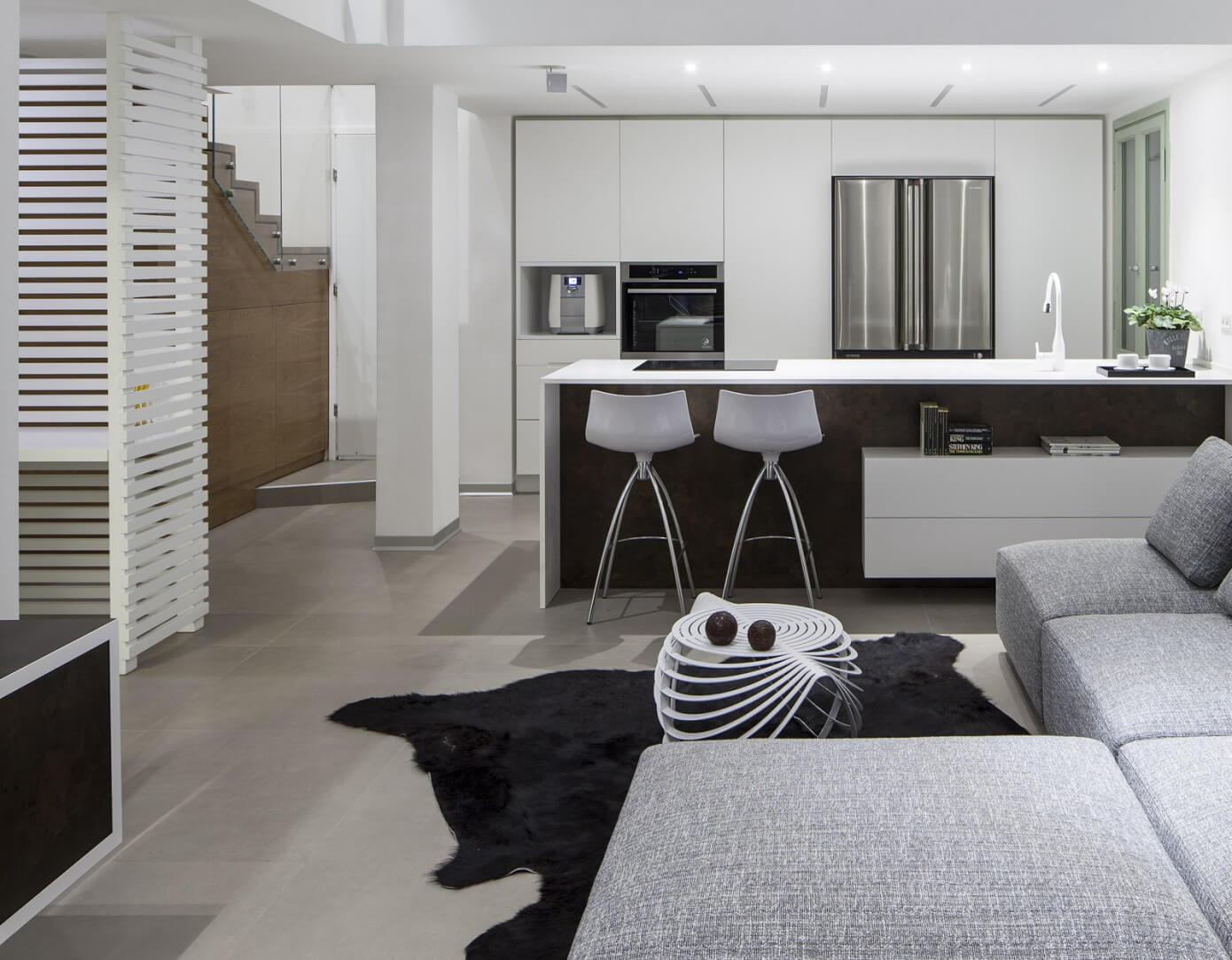 Urban Loft By Blv Design Architecture Homeadore