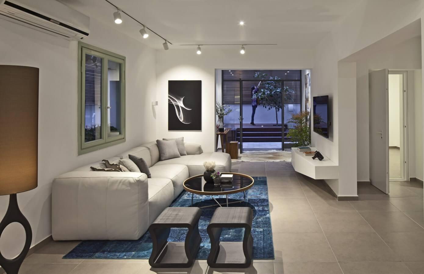 Urban garden apartment by blv design architecture for Apartment urban design
