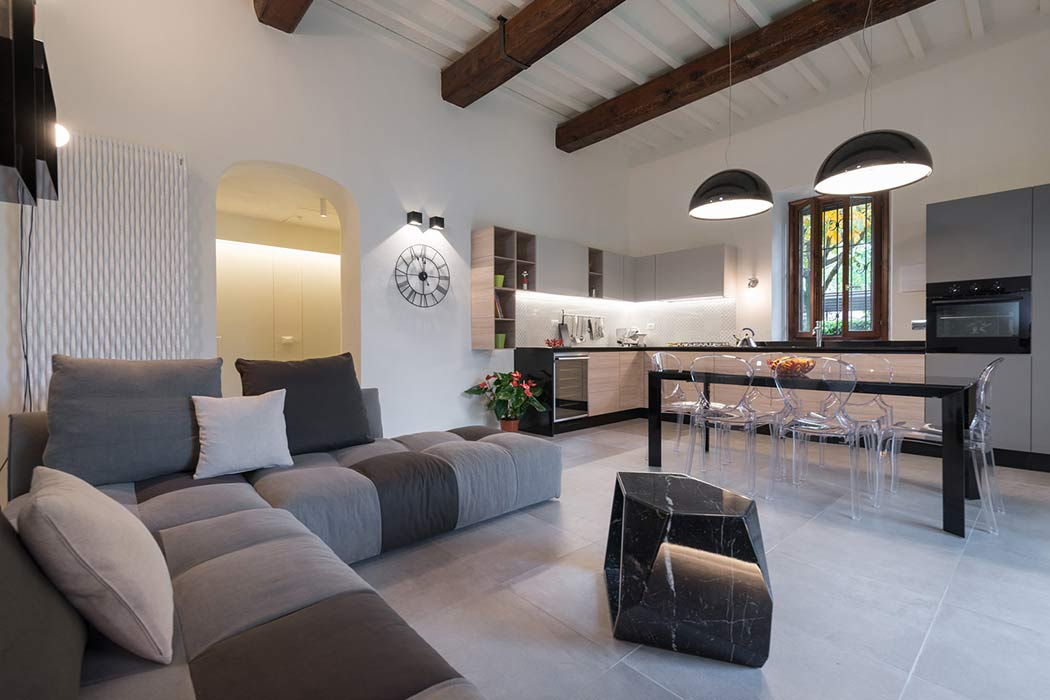 House in Tuscany by B+P Architetti