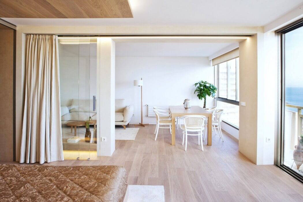 Contemporary Apartment by Barea + Partners