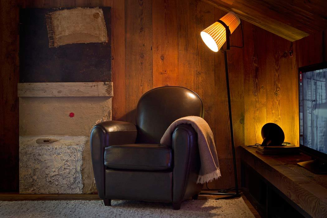Mountain House by Fabio Fantolino