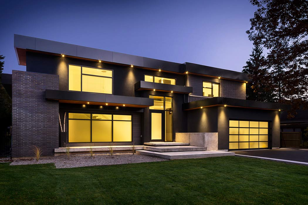 Park Ave House by Carrothers and Associates