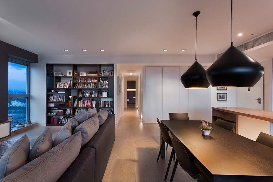 TLV Penthouse By Gad Halperin