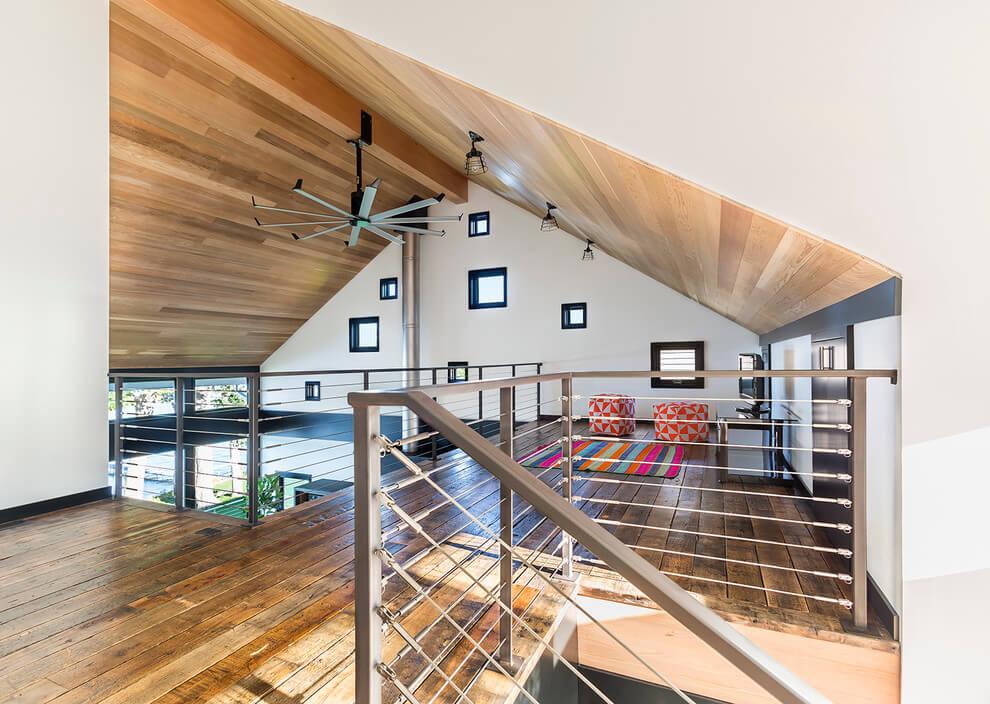 Lake Edge by Rehkamp Larson Architects