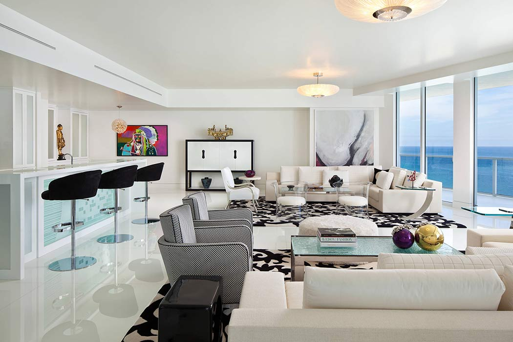 Bal Harbor Home by Paskoski Construction