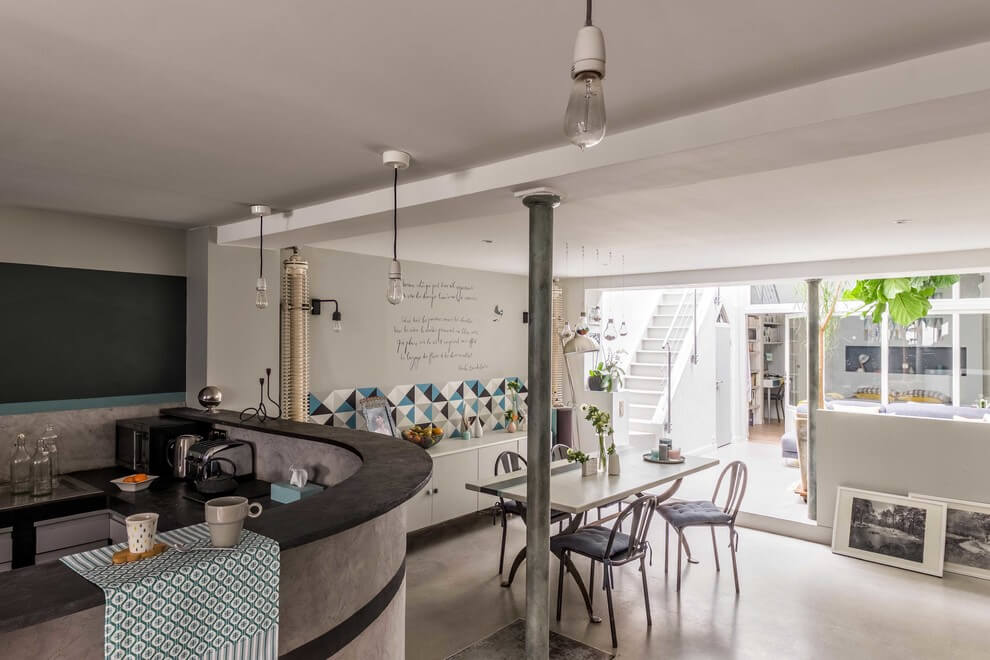 002 loft paris murs merveilles homeadore. Black Bedroom Furniture Sets. Home Design Ideas