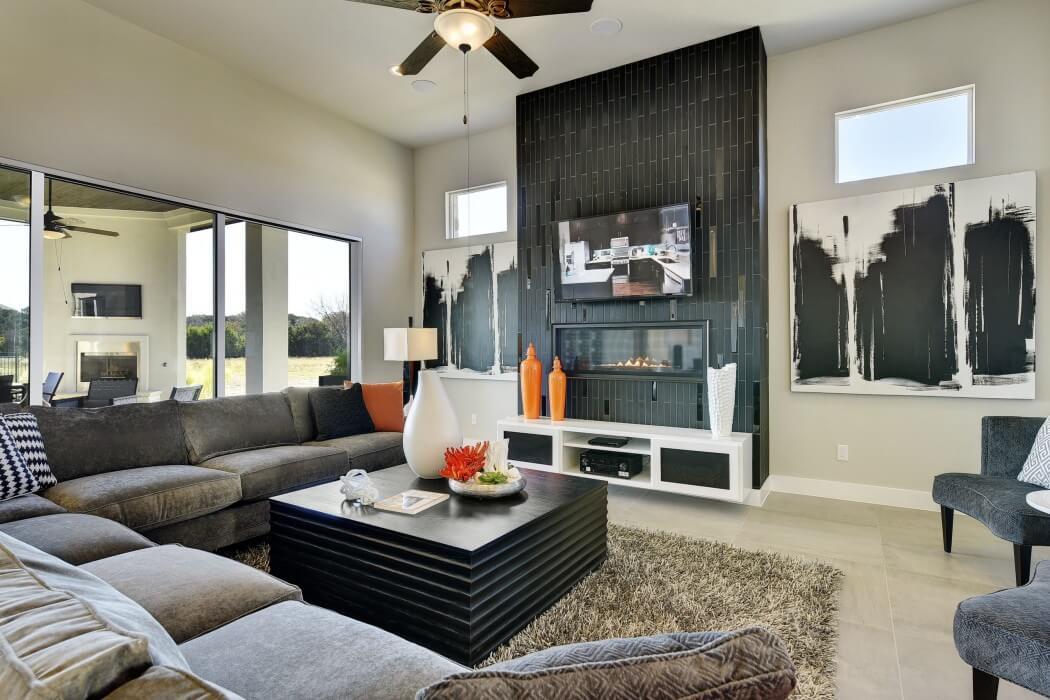 Abrantes Model Home by Scott Felder