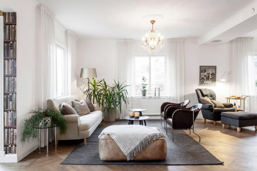 Apartment in Frölunda by Moodhouse Home Service