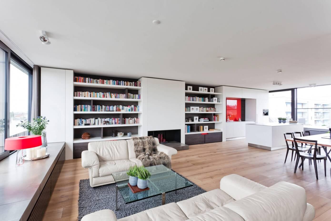 009 penthouse berlin hansenwinkler homeadore. Black Bedroom Furniture Sets. Home Design Ideas