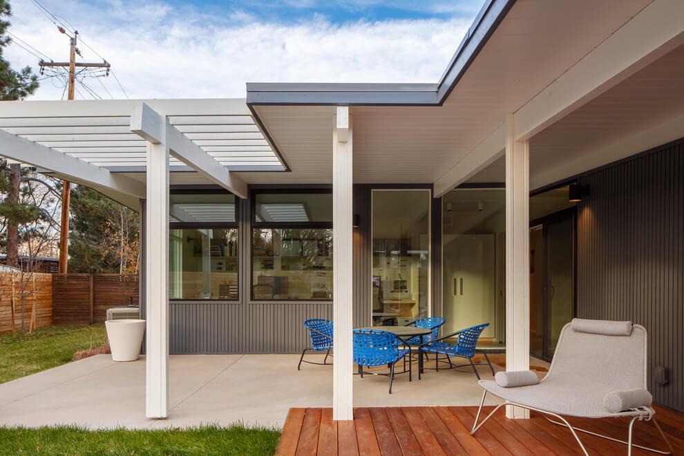 Mid Century Modern By Cadence Design Studio Architecture