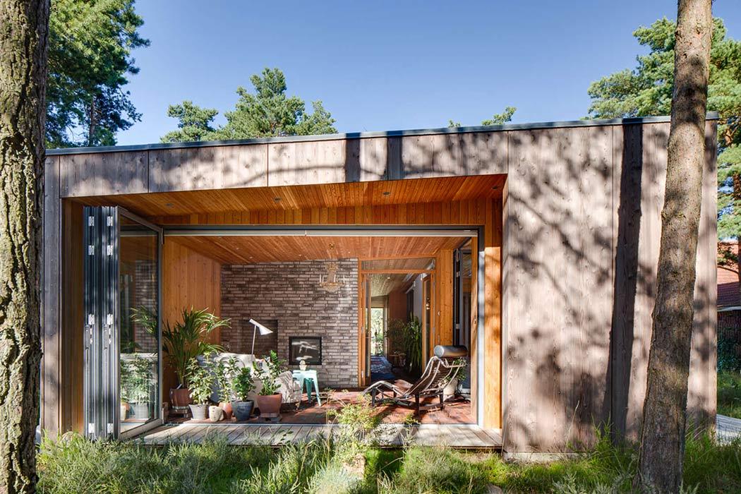 Villa Ljung by Johan Sundberg Arkitektur