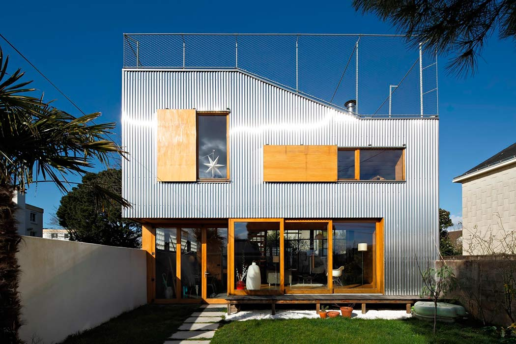 House Extension by Mabire Reich Architects
