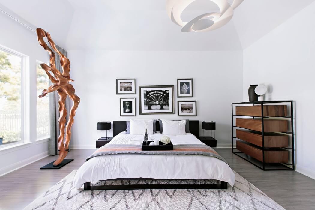 Modern Bachelor by Contour Interior Design