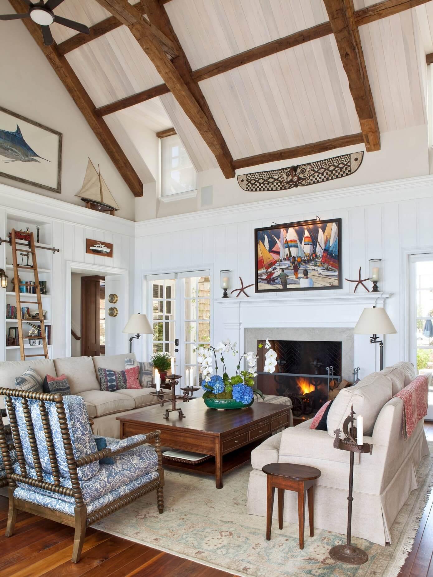 Shingle Style Residence by Ward Jewell
