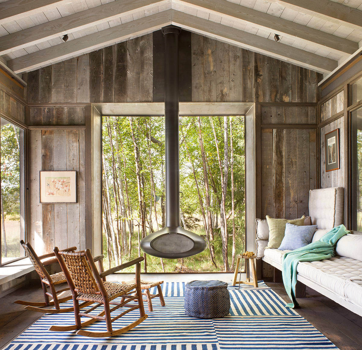 Northshore Cabin By Pearson Design Group « HomeAdore