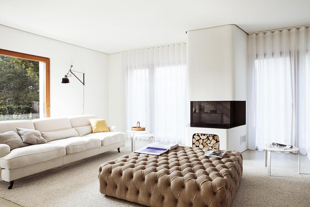 House in franciacorta by moretti more homeadore for Oggettistica casa moderna