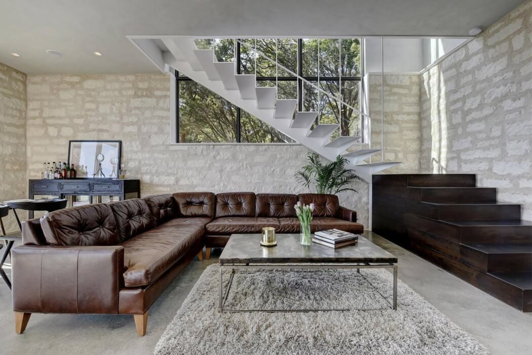 House in Austin by Katy Dickson Designs