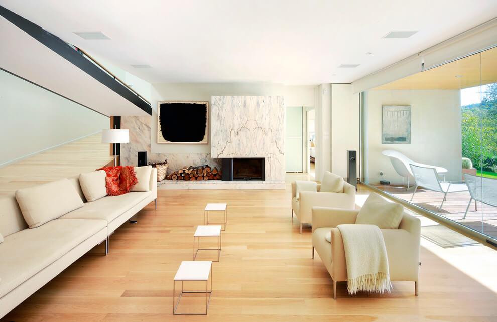Modern House by Hoz Fontan Arquitectos