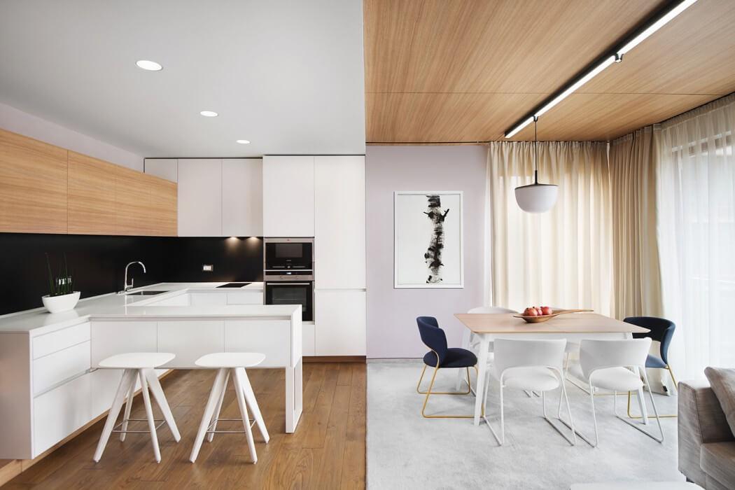 Flora Park Apartment by Fimera Design Studio
