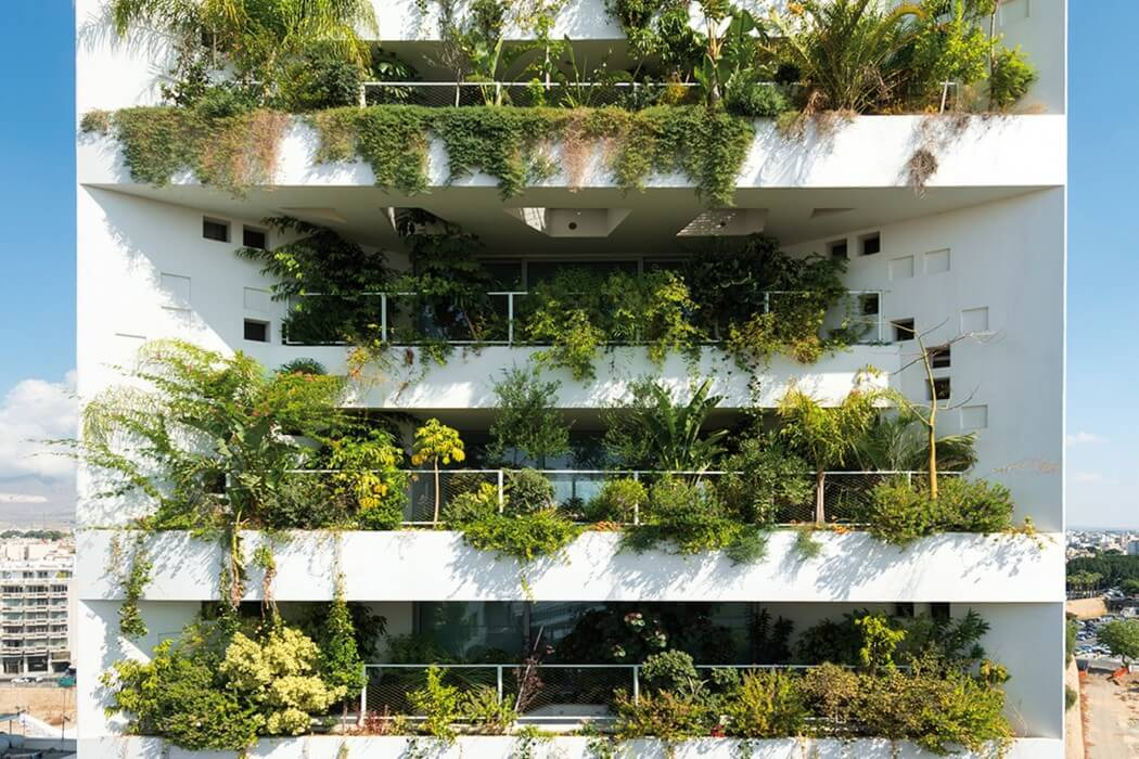 White Walls by Ateliers Jean Nouvel