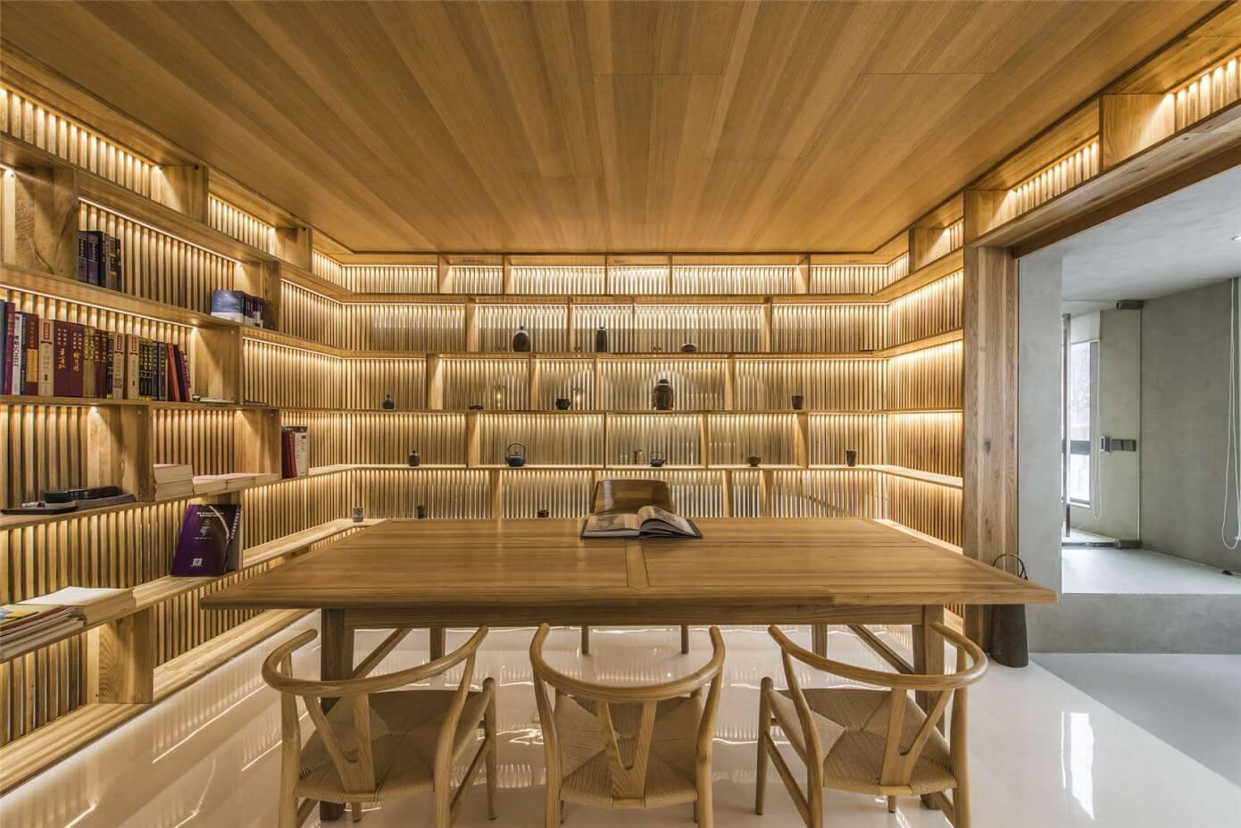 002 haitang villa arch studio homeadore - Villa de luxe minorque esteve estudio ...