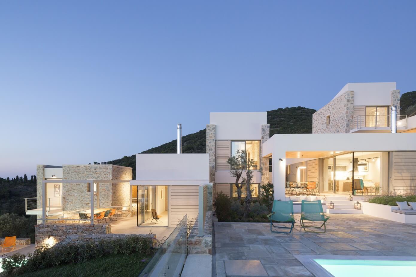 Atrium Villas By Hhh Architects Homeadore