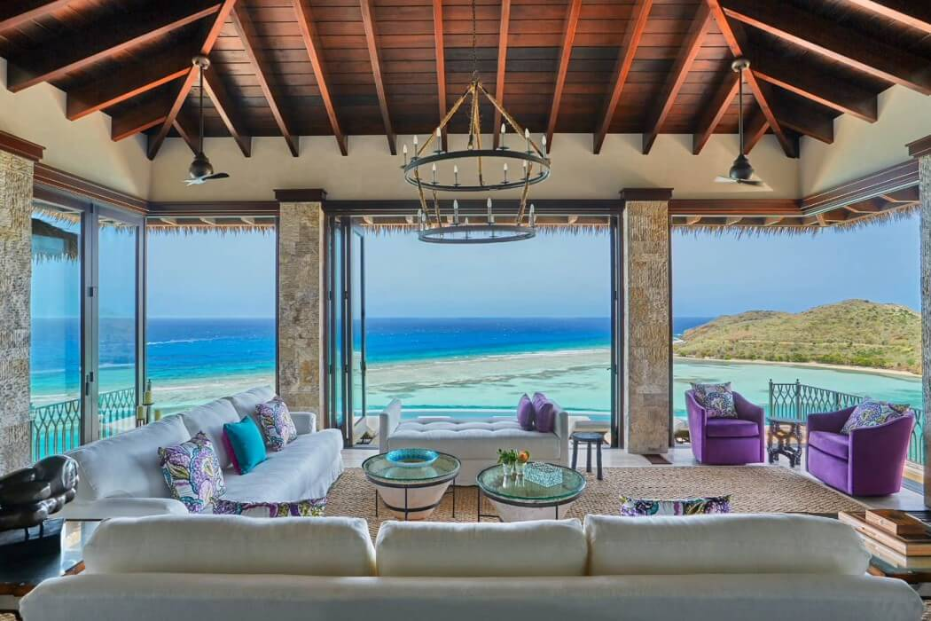 Virgin Islands Villa by Joseph Mosey Architecture