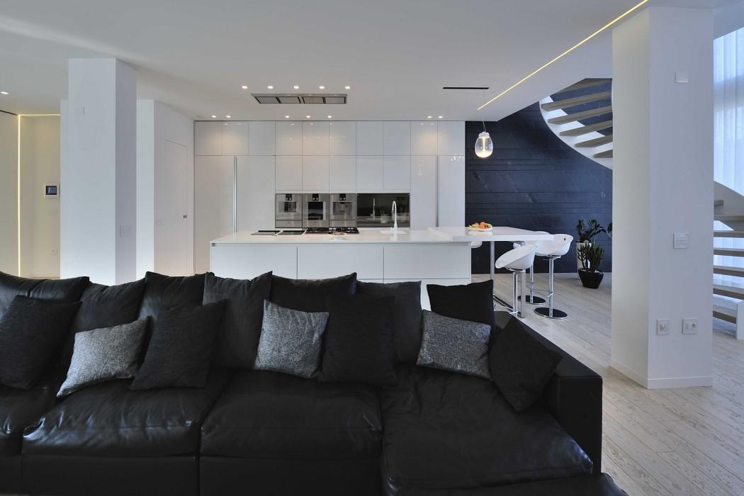 Bright Residence by Davide Ferro