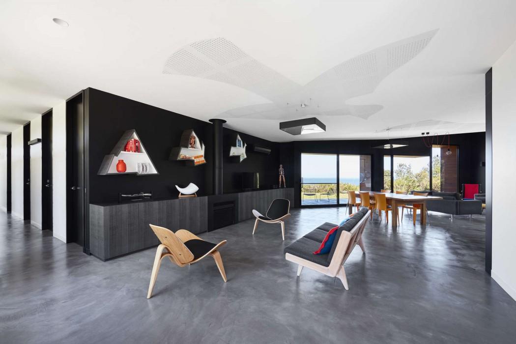 Waratah Bay House by Hayne Wadley Architecture