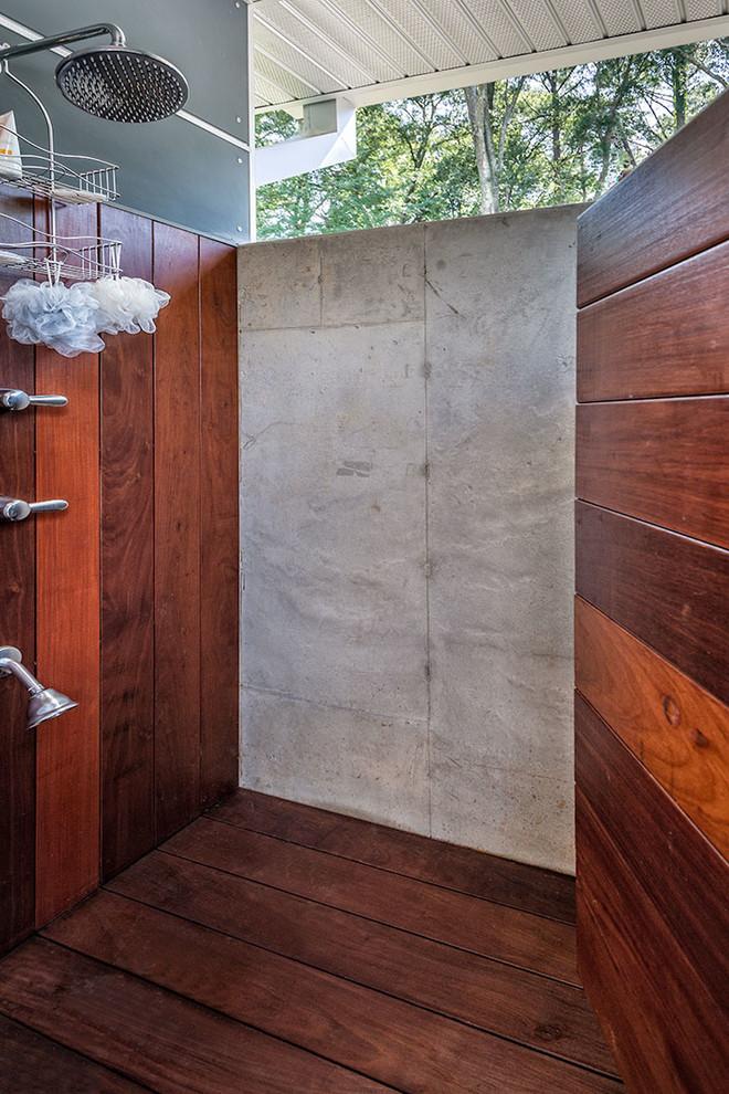 Modern Renovation by Gosnell Architecture