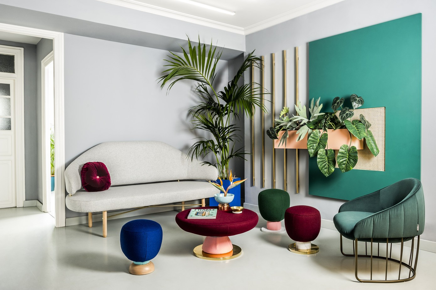 Studio in valencia by masquespacio interior design homeadore for Studio interior design brescia