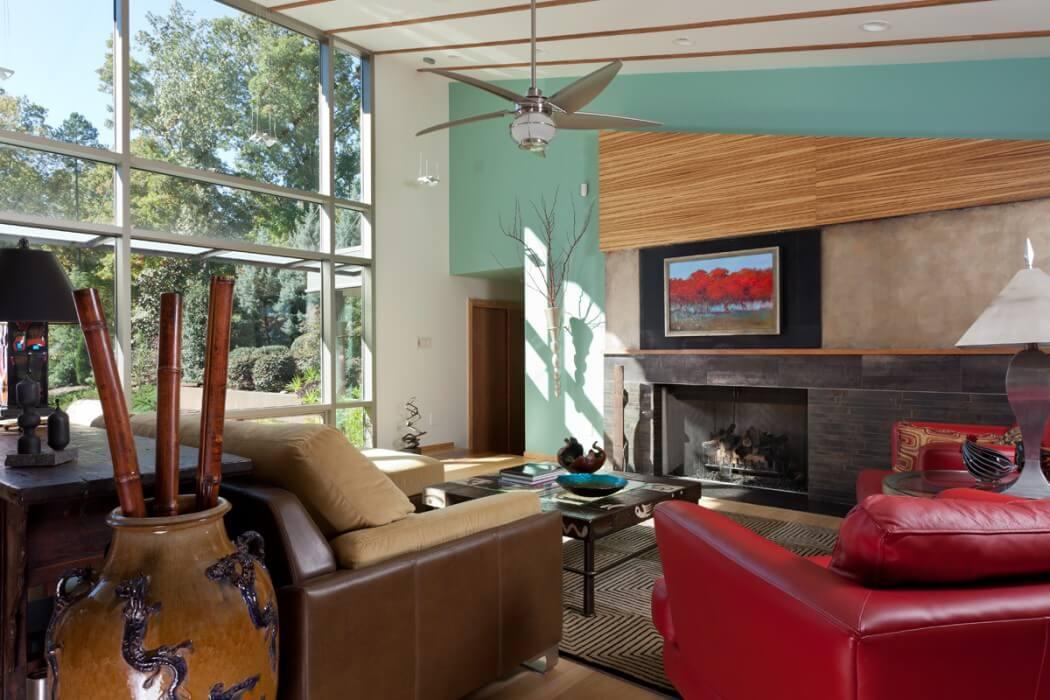 Three Pavilions by Distinctive Architecture