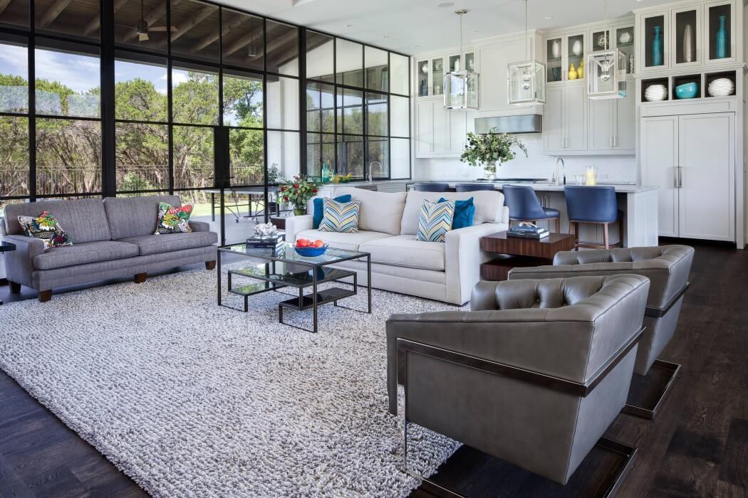 House in Austin by Laura Britt Design
