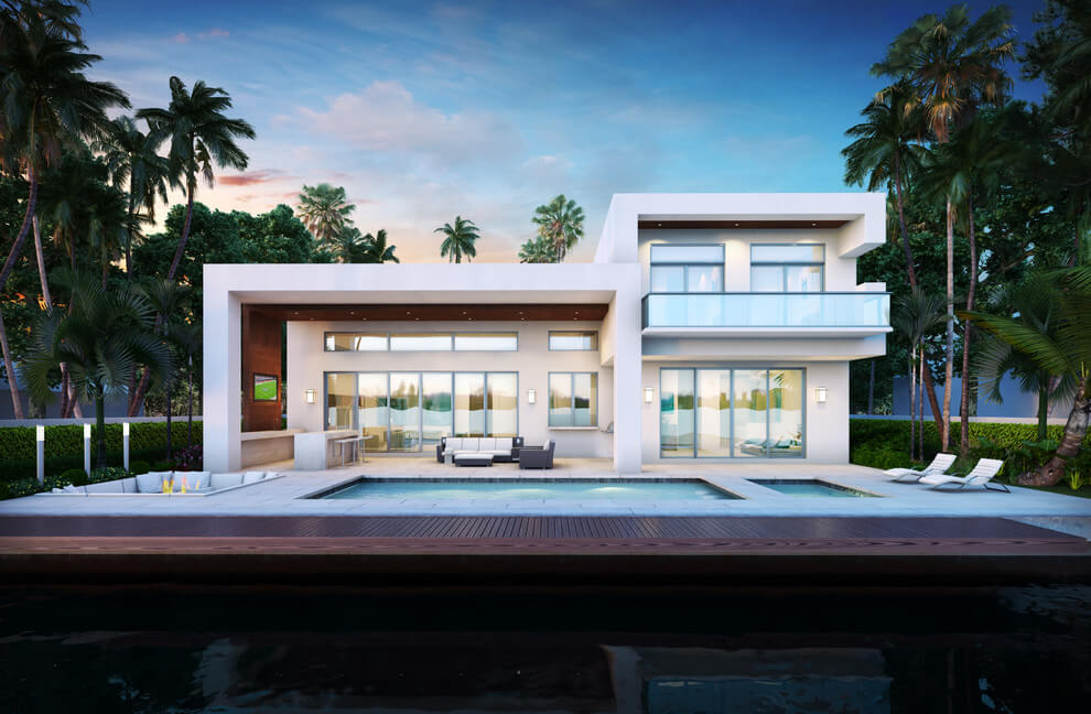 Modern House by Ark Residential Corp