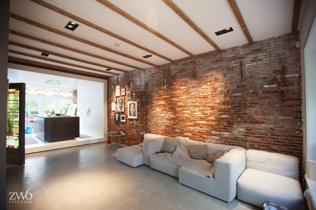 Residence of an Artist by ZW6 Interior Architecture