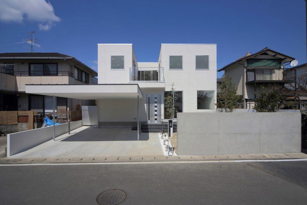 House K by Yoshitaka Uchino & YDS Architects