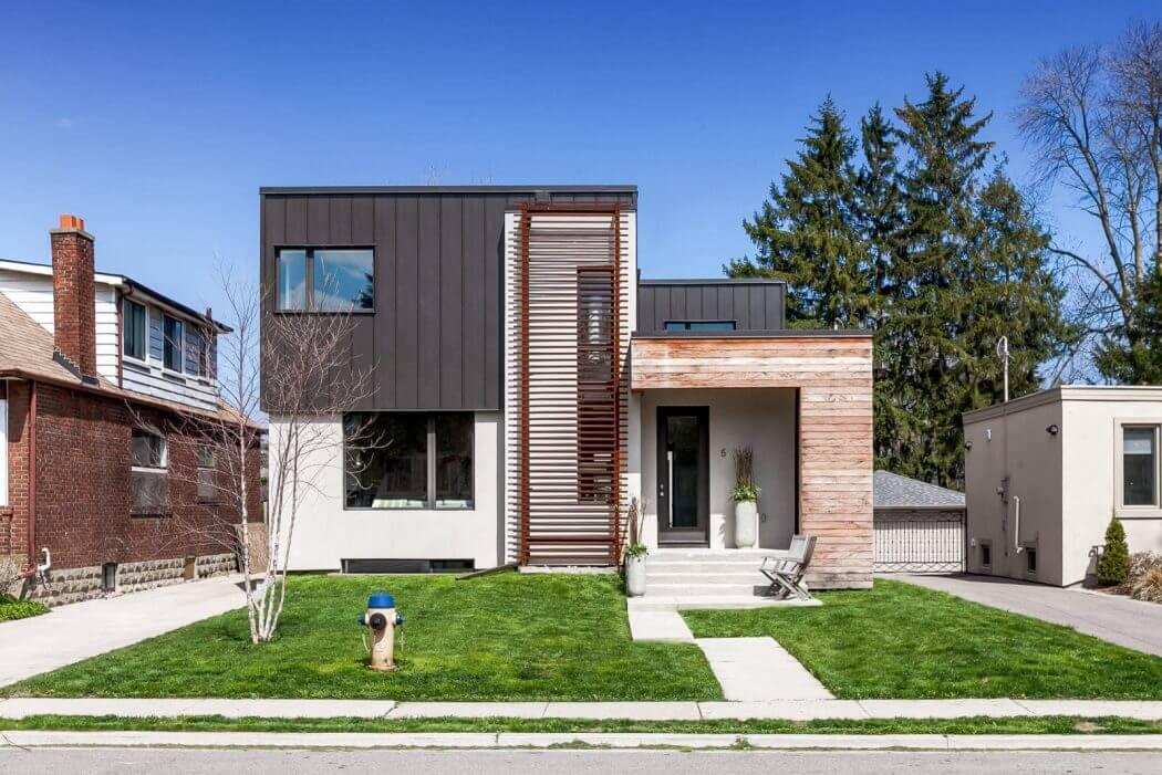 Contemporary House in Alberta