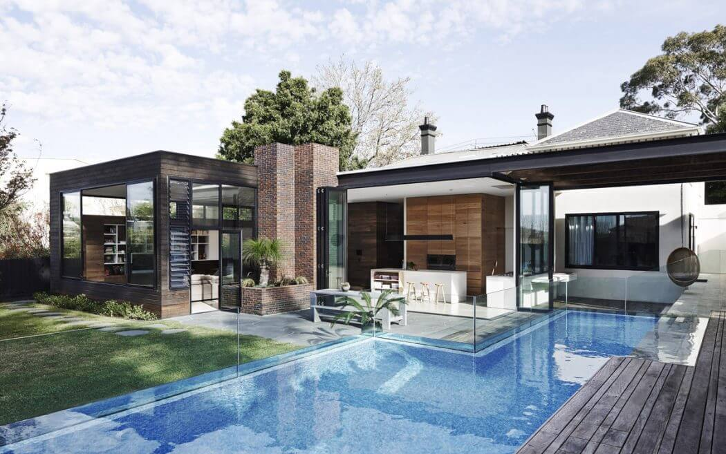 house in malvern by robson rak architects architecture