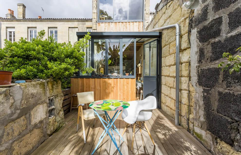 002 maison als oyat architectes homeadore. Black Bedroom Furniture Sets. Home Design Ideas