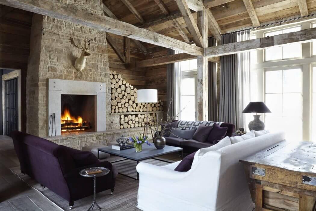 Sun Valley Home by M. Elle Design